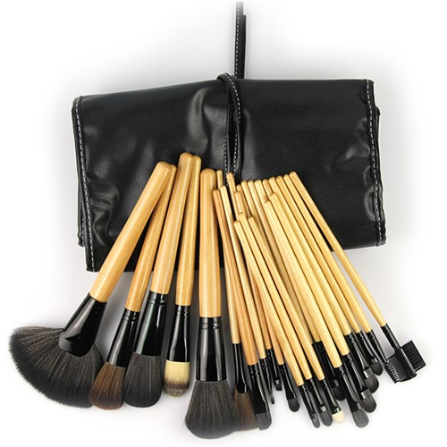 MAKE UP KWASTEN SET 24 DELIG