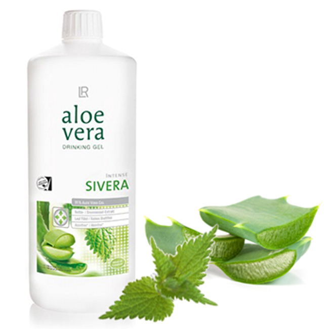 aloe vera drinking gel sivera met brandnetel extract 91 aloe vera. Black Bedroom Furniture Sets. Home Design Ideas
