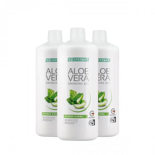 Aloe vera drank set