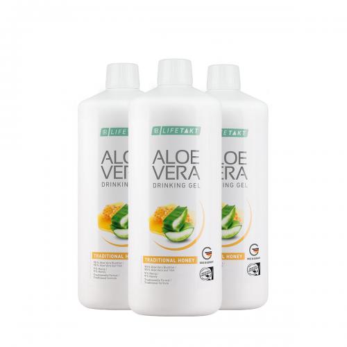Aloe vera drink honing