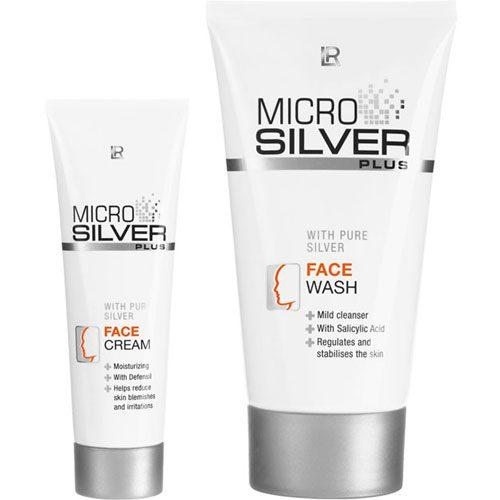 Microsilver gezichtverzorging set