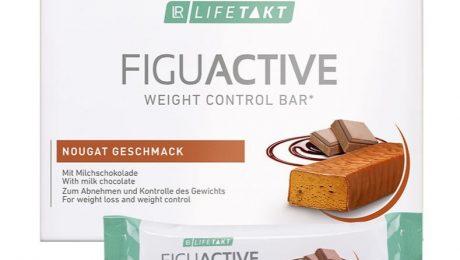 Cacao in Nougat bar van Figu Active