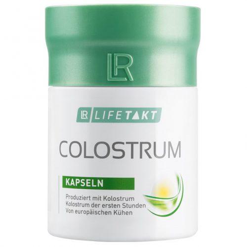 Colostrum capsules