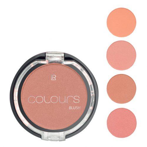 LR Colours blush