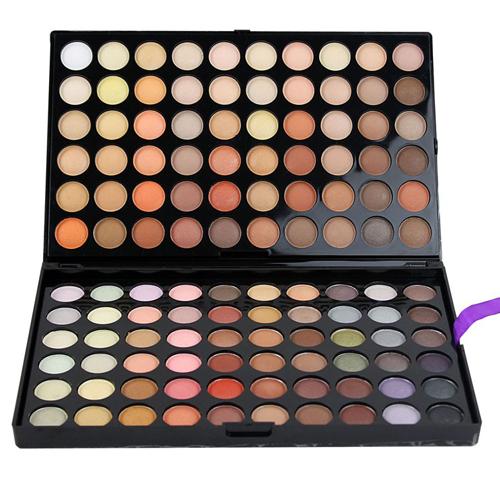 120 kleuren oogschaduw