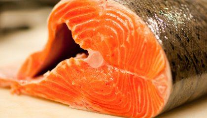 Omega 3 in vette vis als Zalm