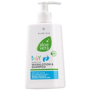 BABY SHAMPOO & WAS LOTION