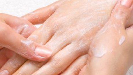 handverzorging bij droge huid
