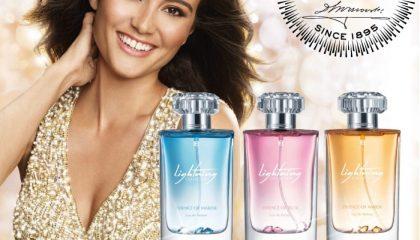 LR Lightning-collection-parfum met Swarovski kristallen