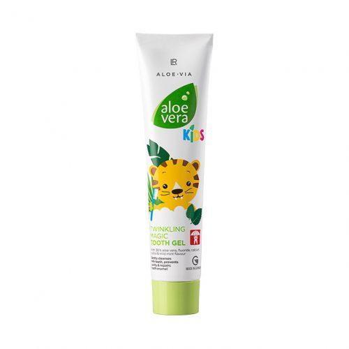 Aloe vera tandpasta voor kinderen