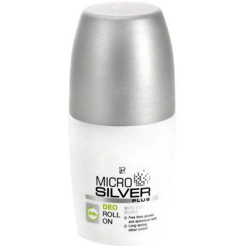 MICRO SILVER DEO ROLLER